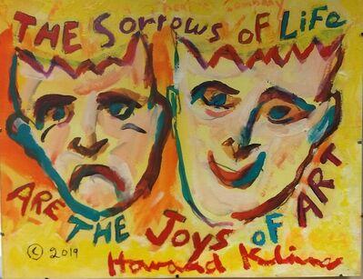 Howard Kline, 'The Sorrows of Life', 2019