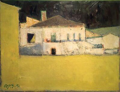 Oepts, Wim, 'Het witte huis', 1982