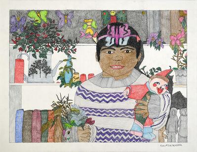Kudluajuk Ashoona, 'Untitled (#199-0097)', 2014