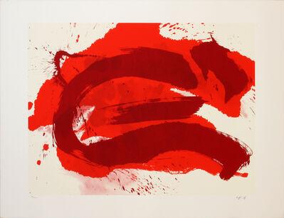 Kazuo Shiraga, 'Solemn Audience', 1989