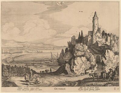 Jan van de Velde II, 'October'