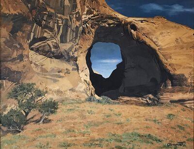 Barbara Clements, 'Portal at Window Rock', ca. 2019