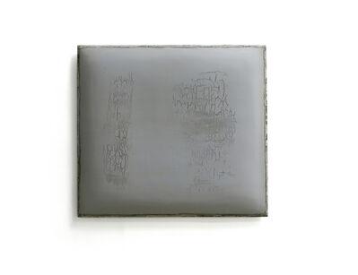 Su Xiaobai, 'Yi River - White', 2016