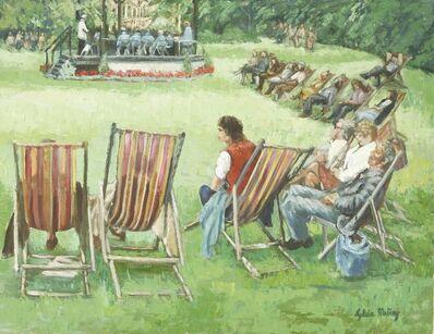 Sylvia Molloy, ''MUSIC IN THE PARK''