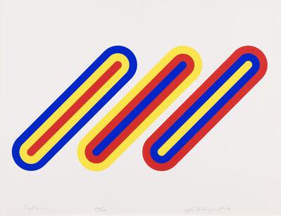 Claude Tousignant, 'Triptyque I', 1970
