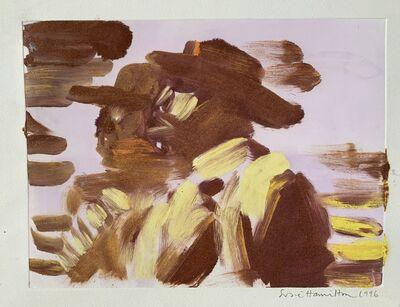 Susie Hamilton, 'Camouflage', 1996