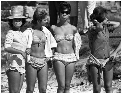 Alberto Ferreira, 'Bikinis', 1960
