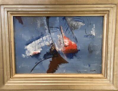 Jean Crotti, 'Visage Abstrait', 1948