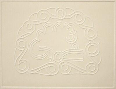 Peter Bodnar, 'Untitled- White on White', ca. 1980