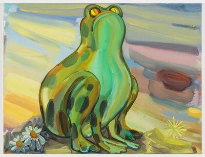 Judith Linhares, 'Frog', 2014