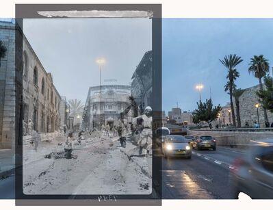 Jack Persekian, 'Digging Jaffa Road 1', 2018