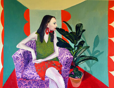 Xevi Solà Serra, 'Disorder Plant', 2018