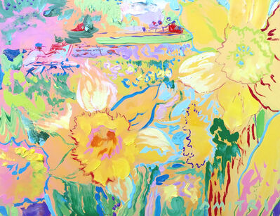 Dmitri Wright, 'Daffodils Opus III', 2018