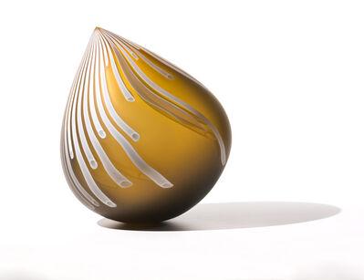 Nancy Callan, 'Painted Bronze Droplet', 2017