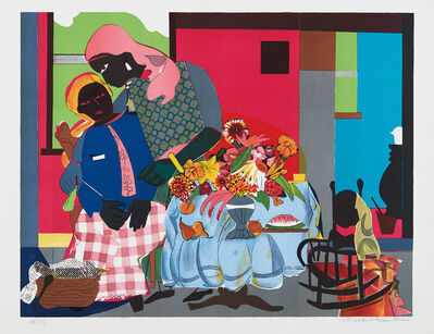 Romare Bearden, 'Morning', 1979