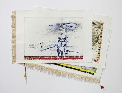 Helene Billgren, 'Porslin, Huddinge och okänd', 2014