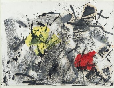 Emilio Vedova, 'Spazio opposto n.21', 2006