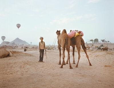 Helene Sandberg, 'Pushkar 5', 2011