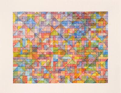 Lee Marshall, 'Blue Pyramid', 2013