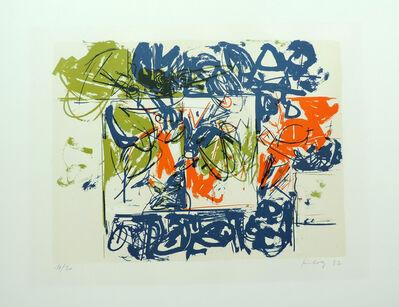 Lenz Klotz, 'Lentz Klotz o-T ', 1982