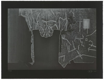 Jasper Johns, 'Regrets', 2014