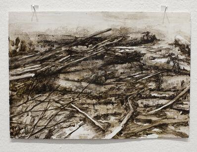 Johanna Karlsson, 'Lumber X', 2014