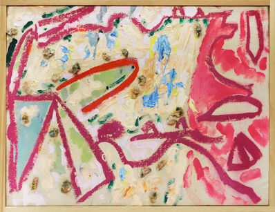 Larry Poons, '01AS-3', 1981