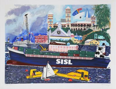 Malcolm Morley, 'SISL', 2007