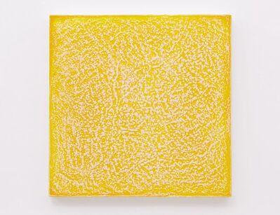 Bernard Chadwick, 'Yellow wax', 2015