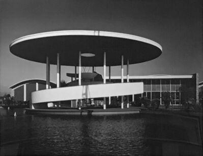 Ansel Adams, 'The Rotunda, Paul Masson Vineyards', 1959