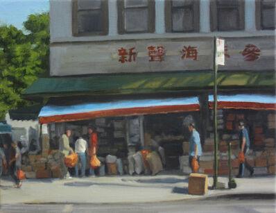 Ella Yang, 'Chinatown Market', 2016