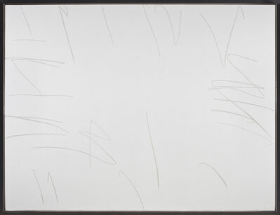 Michael Heizer, 'Sandblasted Etched Glass Window', 1974