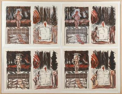 Jennifer Losch Bartlett, 'In The Garden 40', 1983