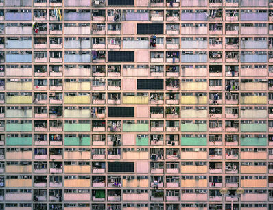 Michael Wolf (b. 1954), 'Architecture of Density #8a', 2003