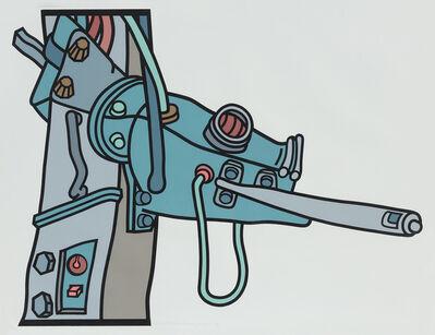 Bernard Aptekar, 'A piece of Technology', 1983