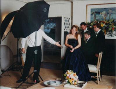 Tina Barney, 'The Bridesmaid', 1994