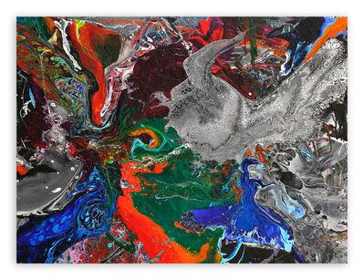 Nikolaos Schizas, 'Animal Print (Abstract painting)', 2021