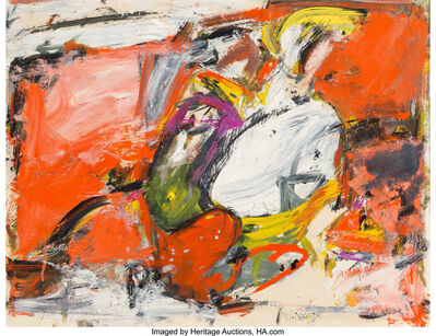 Milton Resnick, 'Untitled', 1955