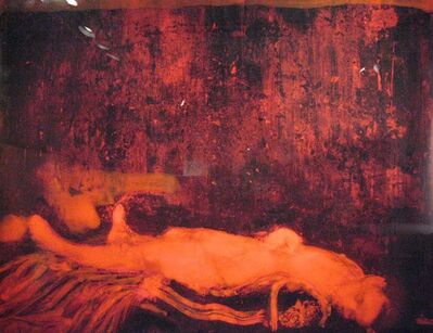 Michael David, 'Red Louis Dreaming', 2006