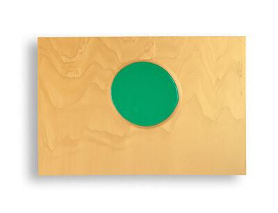 Ed Cohen, 'Green Tara', 2017