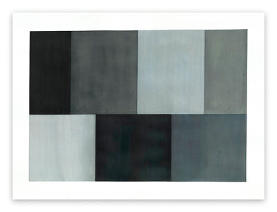 Tom McGlynn, 'Test Pattern 4 (Grey Study)', 2005