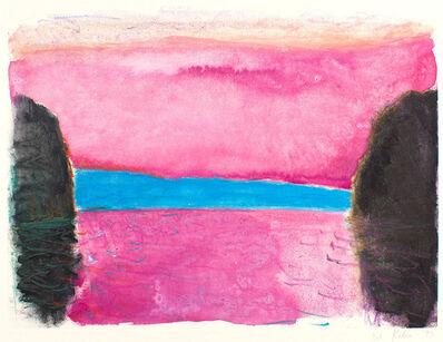 Wolf Kahn, 'MT. PINATUBO LIGHT III', 1993