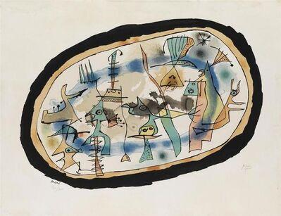 Joan Miró, ' Naissance du jour', 1952