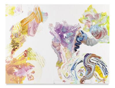 Pia Fries, 'fractus', 2016