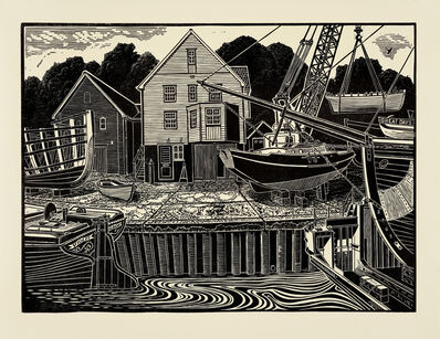 James Dodds, 'Fullbridge Shipyard'