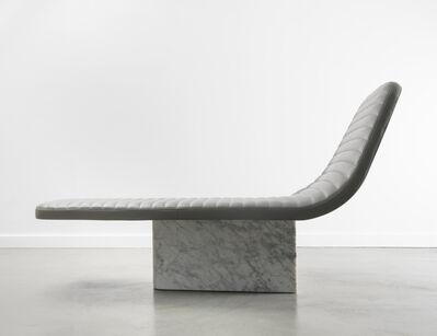 """Grégoire de Lafforest, '""""Opper"""" lounge chair', 2015"""
