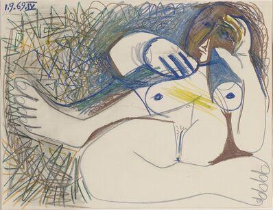 Pablo Picasso, 'Nu Couché', 1969