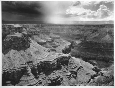 Jody Forster, 'Kaibab Rain, Marble Canyon, Arizona', 1991