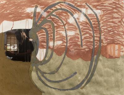 Dani Leventhal ReStack, 'Coon Forgets Her', 2015