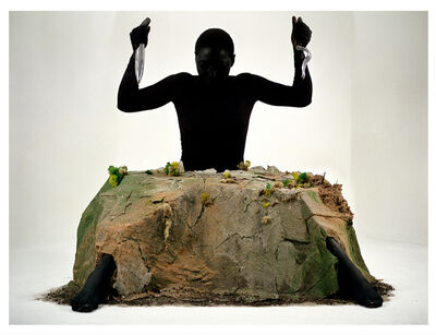 Otobong Nkanga, 'Alterscapes : Playground (D)', 2005-2015